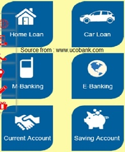 UCO Bank Netbanking Registration Procedure