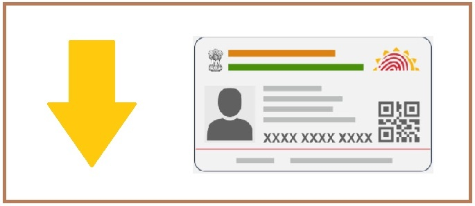 Download Aadhaar Card or Reprint