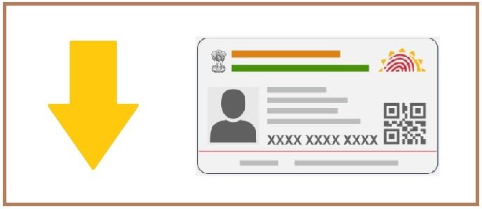 Download Aadhaar Card or Reprint