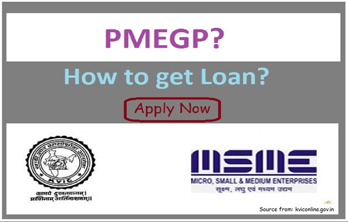 PMEGP Scheme? PMEGP Scheme Online Application Procedure at my.msme.gov.in