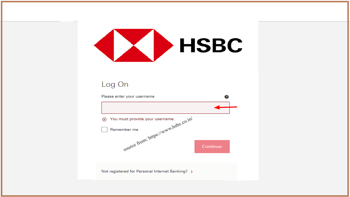 HSBC Bank Account Opening Online Registration